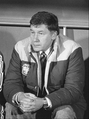 Wojciech Łazarek - Image: Wojciech Łazarek (1986)