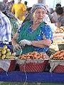 Woman Vendor in Chorsu Bazaar - Tashkent - Uzbekistan - 03 (7472116740).jpg