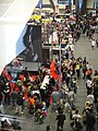 WonderCon 2011 - the WonderCon exhibition floor (Marvel booth) (5597116438).jpg