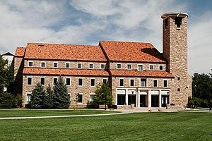 Norlin Quadrangle Historic District - Eaton Humanities Building