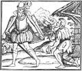 Woodcut Giving Alms to a Beggar.jpg