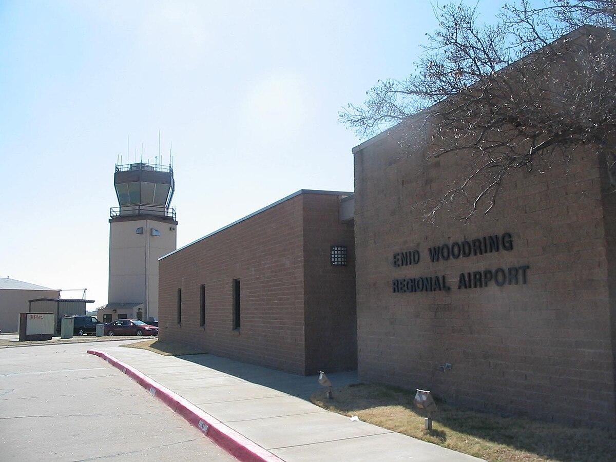 Enid Woodring Regional Airport Wikipedia