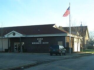 Wright City, Missouri City in Missouri, United States