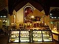 Wuhan - former Methodist church, now Crown Bakery - interior - P1050054.JPG