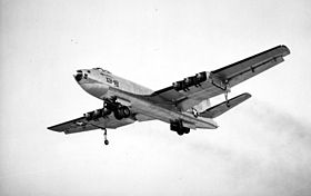 XB-48 ready for landing.jpg
