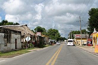 Tinúm Municipality - Image: Xcalacoop YU