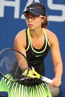 Xu Yifan Chinese tennis player