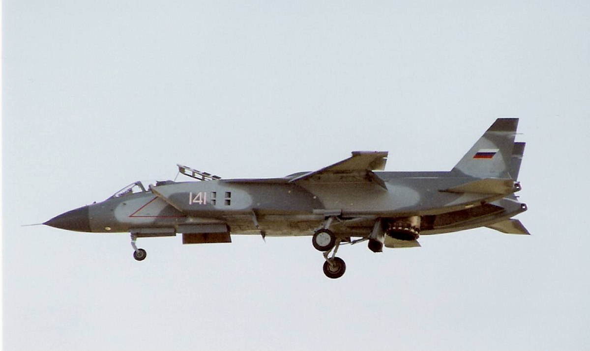 Як-141 — Википедия