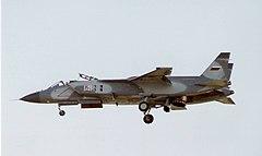 Jak-41M (Jak-141) w 1992