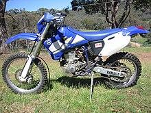 Yamaha Wr  Vs Klx