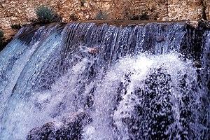 Yammoune - The Naba al-Arbain spring of Yammoune
