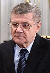 Unter Verdacht: Generalstaatsanwalt Juri Tschaika