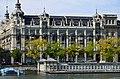 Zürich - Haus Metropol - Wasserkirche IMG 0928.JPG