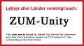 ZUM-Unity Lehrer aller Länder vereinigt euch.png