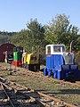 Zbýšov, MPŽ, motorové lokomotivy (2).jpg