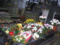 Zbigniew Herbert monument.JPG