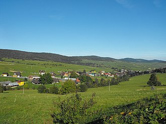 Ždiar - Image: Zdiar, Slovakia