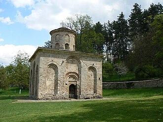 Dejan (magnate) - Zemen Monastery, one of Dejan's endowments.