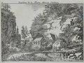 Zentralbibliothek Solothurn - 4 Einsideley der h Ferena ohnweit Solothurn - a0150.tif