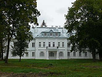 Lublin Voivodeship - Radziwiłł Castle Complex in Biała Podlaska
