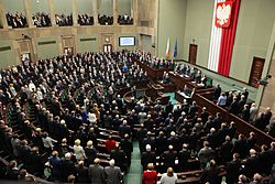 Zgromadzenie Narodowe 4 czerwca 2014 Kancelaria Senatu 01.JPG