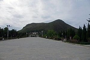 Zhao Mausoleum (Tang dynasty) - Zhao Mausoleum
