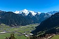 Zillertal in Tyrol, Austria-Mayrhofen + Burgstall + Hollenzen-VD SE PNr°0714a.jpg