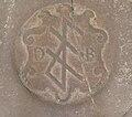 Znak na hrobce v kostele Panny Marie (001).JPG