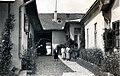 Zsibó, Szilágy megye, Erdély. A Péchy-ház udvara. Fortepan 75826.jpg