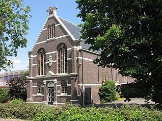 Zwammerdam - Kerklaan