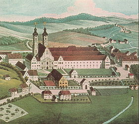 Image illustrative de l'article Abbaye de Zwiefalten