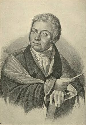 Zygmunt Vogel - Zygmunt Vogel; portrait by Jan Feliks Piwarski
