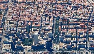 Cuatro Caminos (Madrid) City neighborhood in Madrid, Community of Madrid, Spain