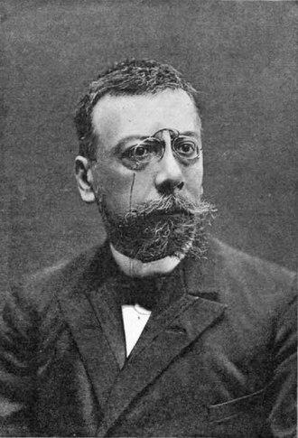 Àngel Guimerà - Guimerà, ca. 1894, by Pau Audouard