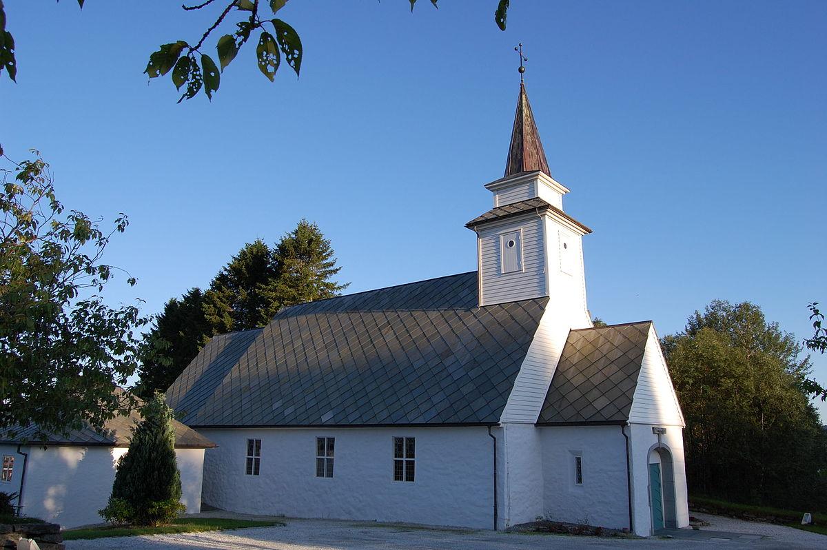 Old Åsane Church - Wikipedia