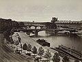 Édouard Baldus, Pont Royal and Louvre - NYPL Digital Collections.jpg