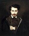 Édouard Moyse autoportrait 1853.jpg