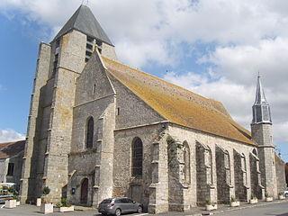 Jouy-le-Châtel Commune in Île-de-France, France