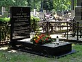 Łódź-grave of bishop Mieczysław Cieślar.jpg