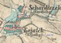Šardičky Mapa-1876.png