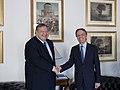 Επίσκεψη Αντιπροέδρου της Κυβέρνησης και ΥΠΕΞ Ευ. Βενιζέλου στην Iταλία (9797810225).jpg