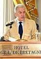 Συμμετοχή ΥΠΕΞ Δ. Αβραμόπουλου σε πρόγευμα Πρέσβεων κρατών-μελών ΕΕ (7555636466).jpg