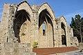Алтарная часть. Church of the Virgin of the Burgh. Old town. Rhodos. Greece. Июнь 2014 - panoramio.jpg