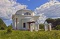 Ансамбль Казанской церкви. Вид на церковь со стороны входа.jpg