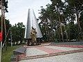 Браслав. Братская могила Советских воинов..JPG