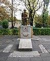 Братська могила радянських воїнів, у якій похований Білогуров А. І., Герой Радянського Союзу. Велика Новосілка, Донецька обл.jpg