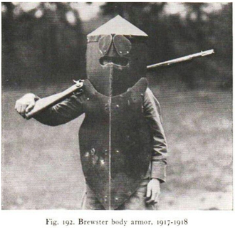 Brewster Body Shield - Brewster Body Shield