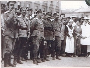 Anton Denikin - In the summer of 1919 Denikin's troops captured Kharkiv