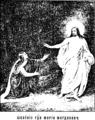 Жития Святых (1903-1911) - икона 08401 Явление Господа Марии Магдалине.png