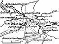 Карта к статье «Лангензальца». Военная энциклопедия Сытина (Санкт-Петербург, 1911-1915).jpg